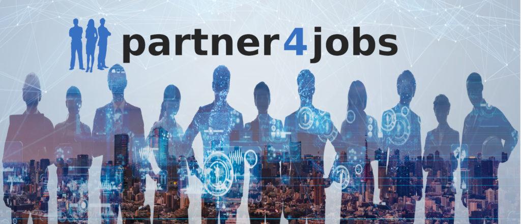 partner4jobs mit digitaler HR-Lösung