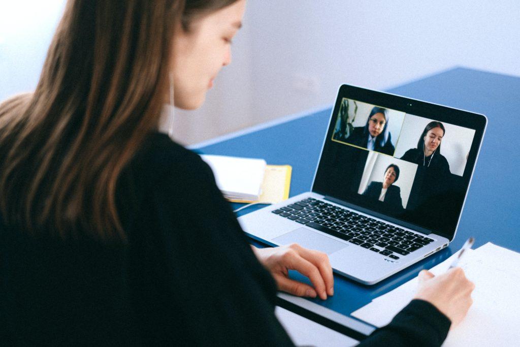 Online-Bewerbungsgespräche